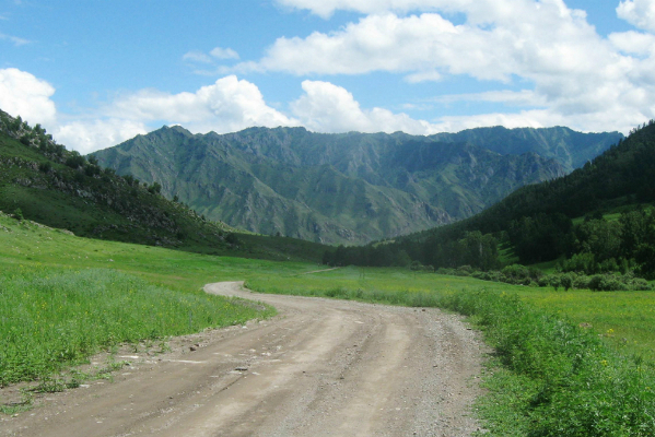 Фотогалерея: Алтайскими тропами. Лето 2017