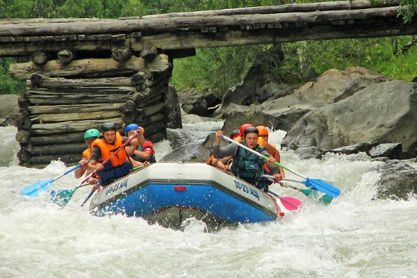 Фотогалерея: Сплав по реке Чуя. Лето 2019