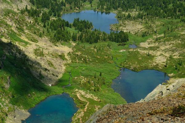Фотогалерея: К Каракольским озерам и Нижняя Катунь Лето 2017
