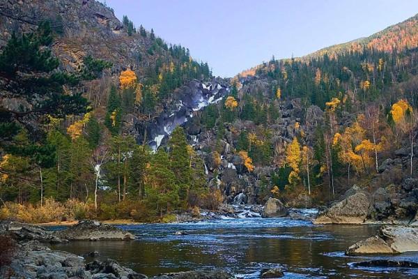Фотогалерея: Осенние краски Алтая. 7 дней. 2017г.