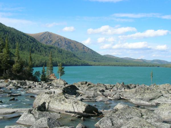 Фотогалерея: Мультинские озера и Средняя Катунь. Лето 2019