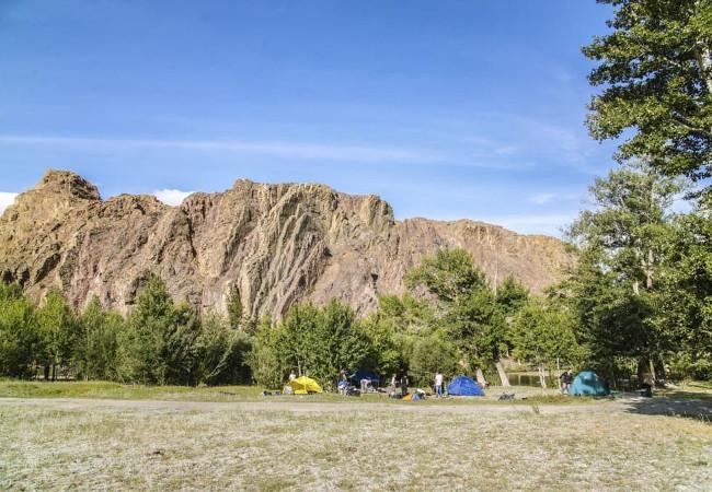 Фотогалерея: Путешествие на плато Укок. Лето 2018