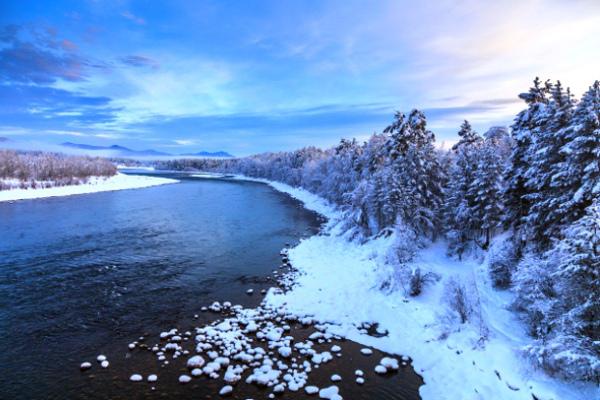 Фотогалерея: Знакомство с зимним Алтаем 2020г.