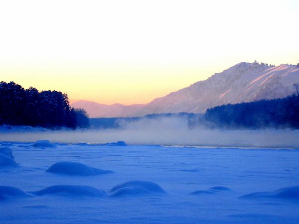 Фотогалерея: Снежные легенды Алтая (экскурсионный) Зима 2019