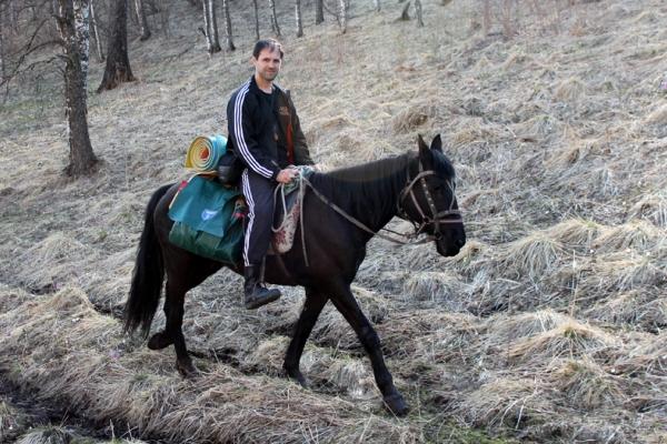 Фотогалерея: Весенние приключения на Алтае (конный тур) Май 2018