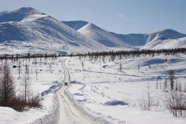 Фотогалерея: БАМ - зимняя экспедиция 2017