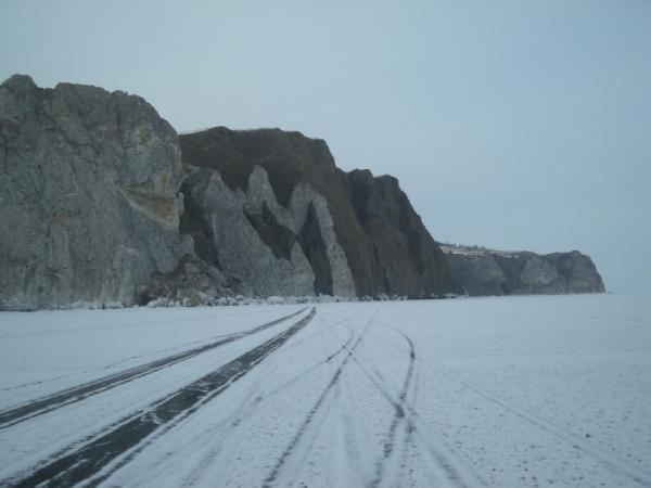 Фотогалерея: Ледяные замки Ольхона. Зима-Весна 2019