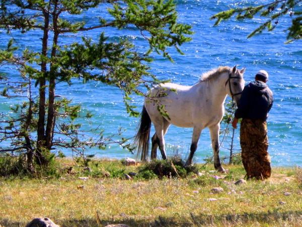 Фотогалерея: Увидеть Байкал, конный поход. Лето 2018г.