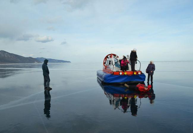 Фотогалерея: Весенний тур вокруг Байкала. 2020