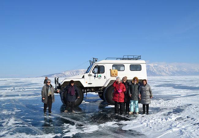 Фотогалерея: Весенний тур вокруг Байкала. 2021