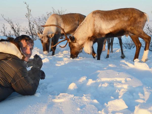 Фотогалерея: Ярмарка оленеводов Чукотки и гонки на оленьих упряжках. 2018г.