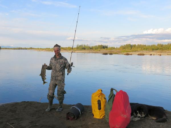 Фотогалерея: Рыбалка и охота на Чукотке