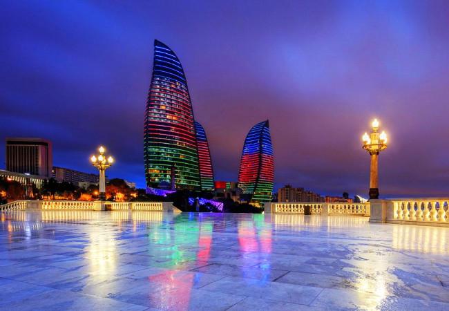 Фотогалерея: Азербайджан. Земля хранителей огня. 2020г.