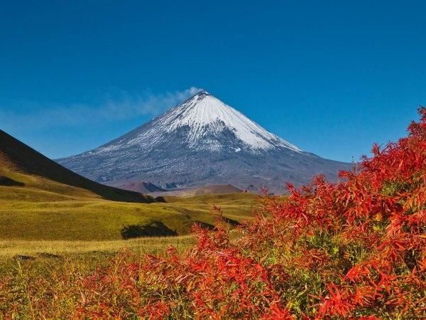 Фотогалерея: Активные вулканы Камчатки 2019г.