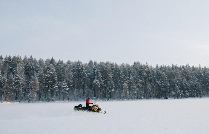 Фотогалерея: По зимним карельским лесам. 2021г.