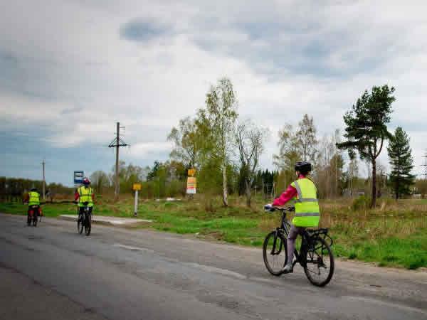 Фотогалерея: Ладожское велотурне 3 дня. 2018