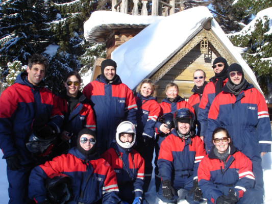 Фотогалерея: Зимние Кижи 2 дня (снегоходное сафари). 2020г.