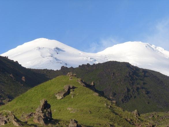 Фотогалерея: Восхождение на Эльбрус с севера 2019