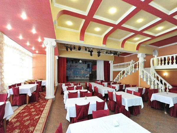Фотогалерея: Ателика-Крокус горнолыжный отель.