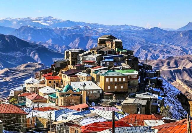 Фотогалерея: Новый год 2021 в Дагестане. NEW!