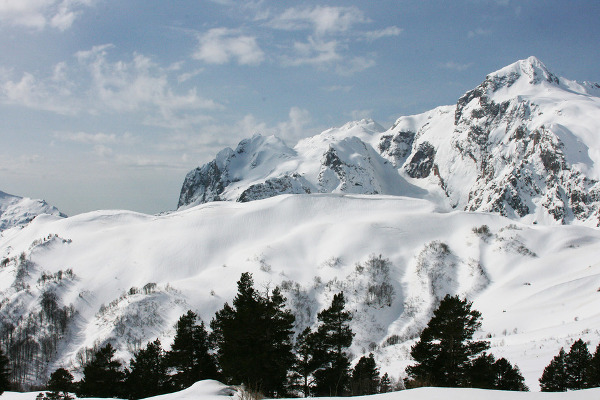 Фотогалерея: Приключения в горах 2017-2018