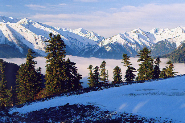 Фотогалерея: Рождество в горах. 2018