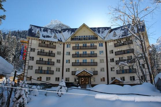 Фотогалерея: Снежный Барс  гостиница.