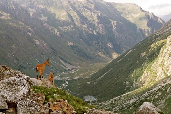 Фотогалерея: Узункол - Махар. Спортивный горный поход 2 к.с. 2018