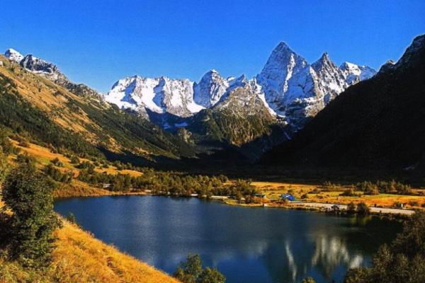 Фотогалерея: Золотая осень на Кавказе 2018