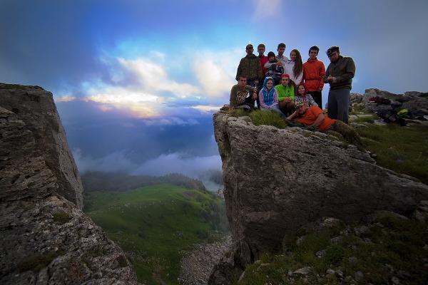 Фотогалерея: Путешествие на большой Тхач 2019