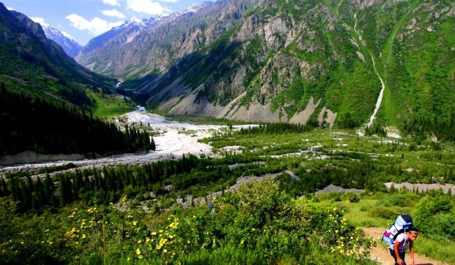 Фотогалерея: Золотое кольцо севера Кыргызстана 7 дней. 2018г.