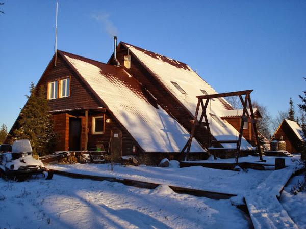 Фотогалерея: Саамские каникулы на снегоходах. 2019 г.