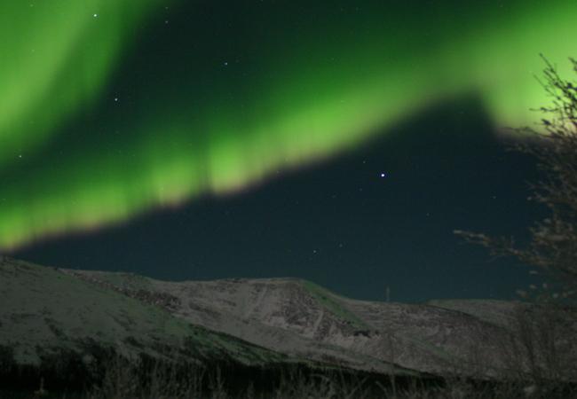 Фотогалерея: Снегоходный Новый год в Хибинах. 2021