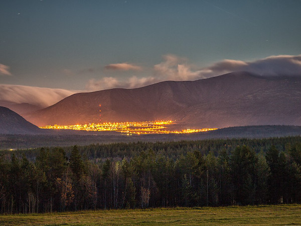 Фотогалерея: Сияние Севера. Лето-Осень 2017г.