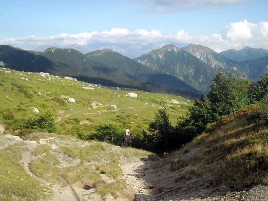 Фотогалерея: Конный поход на Фишт -  7 дней в горах Кавказа 2018