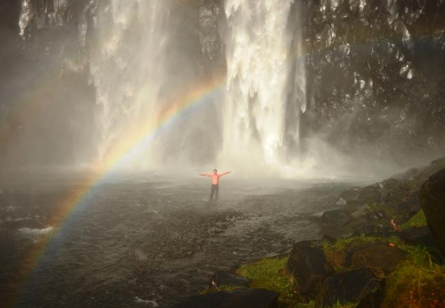 Фотогалерея: В затерянный мир озер и водопадов плато Путорана. 2020г.