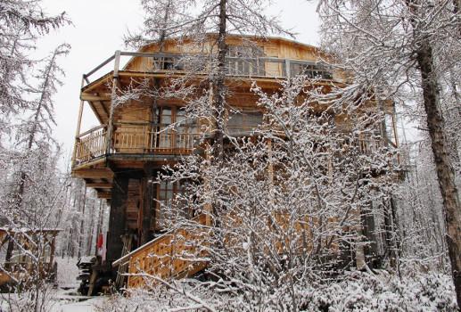 Фотогалерея: Снегоходный тур на плато Путорана. 2020г.