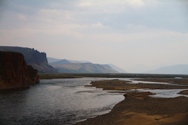 Фотогалерея: Рыболовное турне по рекам Чукотки. Чаунская Губа-Чаун-Паляваам-Пучьэвеем.