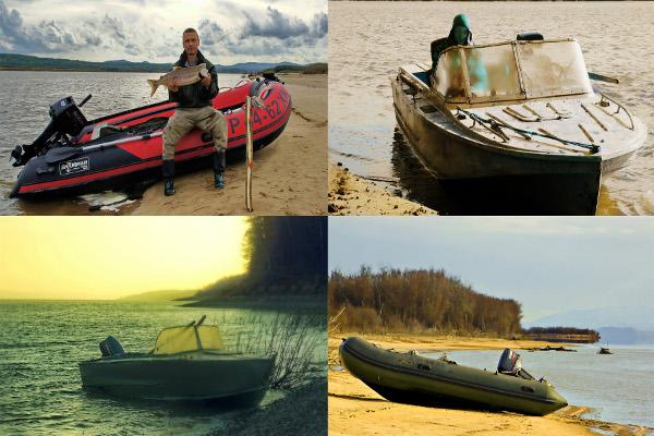 Фотогалерея: Рыбалка на реке Амур. Экзотичные трофеи!
