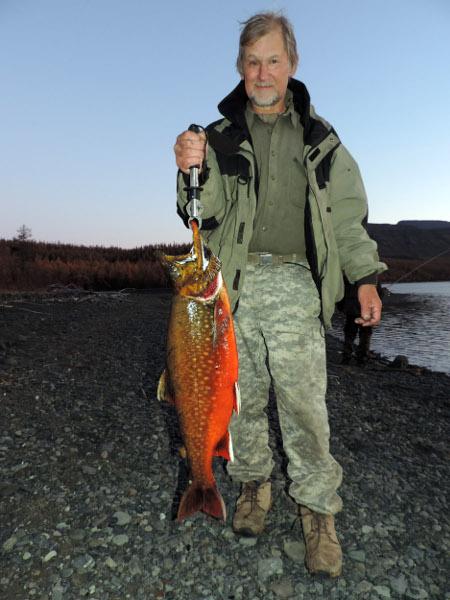 Фотогалерея: Рыбалка на Путорана. СПЛАВ оз.Люксина–река Котуй-оз. Дюпкун