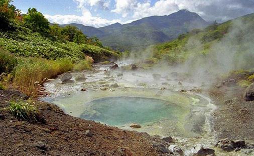Фотогалерея: Итуруп-остров белого песка и горячих водопадов 5 дн/4 н. 2020г.