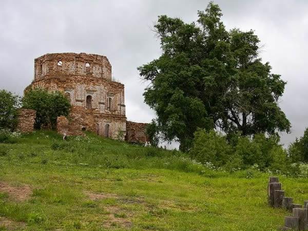 Фотогалерея: В таежном краю: р.Келда - р.Пинега
