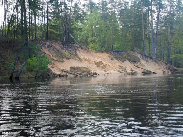 Фотогалерея: Сплав по реке Лух на 1 мая 2018.