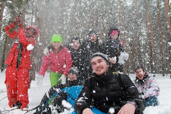 Фотогалерея: Новогодние праздники в Маслово. 2018
