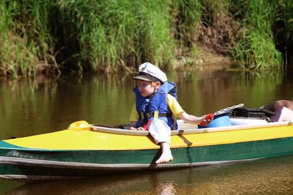 Фотогалерея: Сплав по реке Судогда-Территория детства 2019