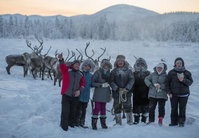 Фотогалерея: Новый год на Полюсе Холода. 2021г.