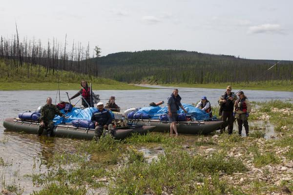 Фотогалерея: Сплав и рыбалка на реках Туолба, Лена. 2018